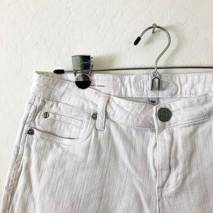 Kut from the Kloth Jeans - Kut From the Kloth Katy Boyfriend White Jean 8P